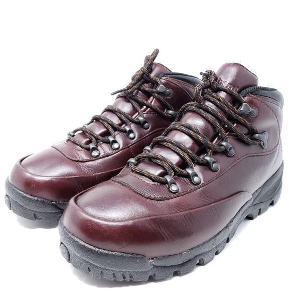 the latest exceptional range of styles special sales Dunham Hiking Boots 8.5 4E Extra Wide Mahogany